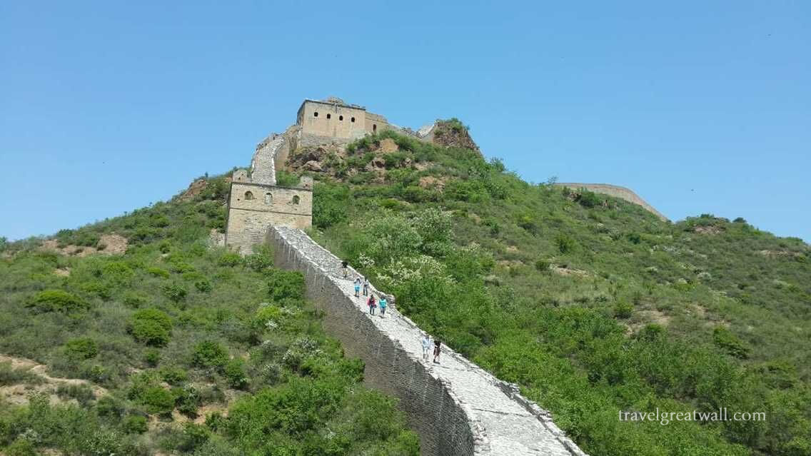Great Wall Jinshanling to Simatai Hiking