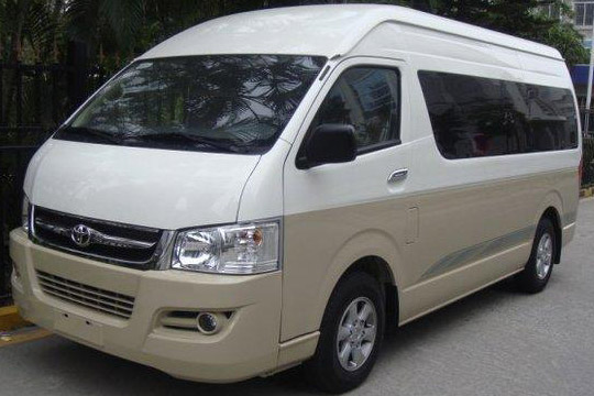 great wall car rentals with driver
