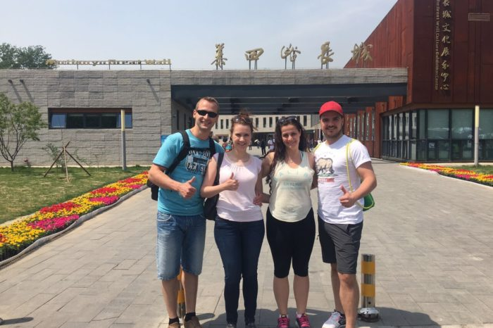 Tian'anmen Square, Forbidden City and Great Wall at Mutianyu Private Tour