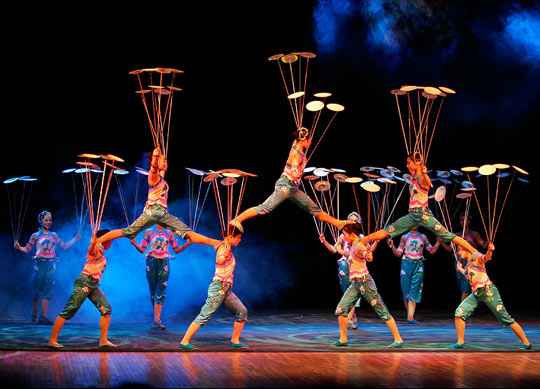 beijing chaoyang theatre acrobatic show