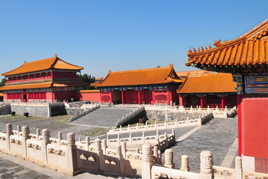 Forbidden City private tour