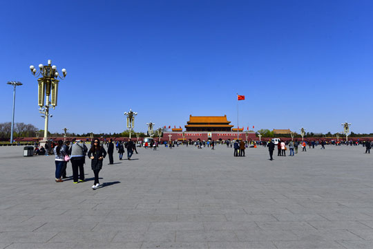 Tiananmen Square, Forbidden City, Temple of Heaven & Summer Palace Private Tour