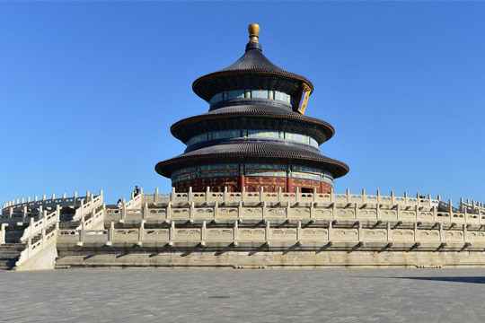 2-Day Package: Beijing City Tour and Mutianyu Great Wall